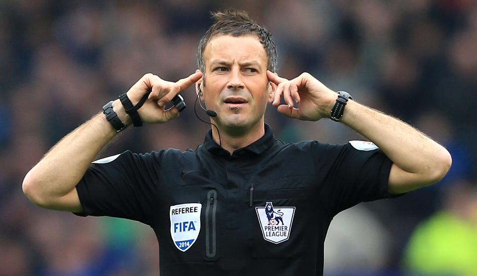 Uefa Announces Mark Clattenburg As Champions League Final
