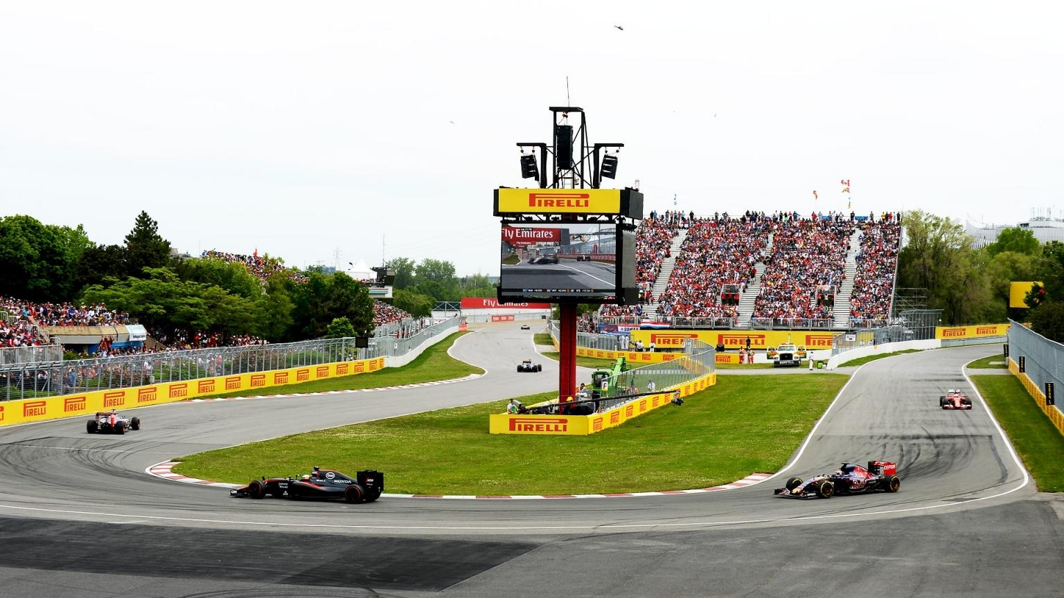 Hamilton And Rosberg Prepare To Face Off In Canada News