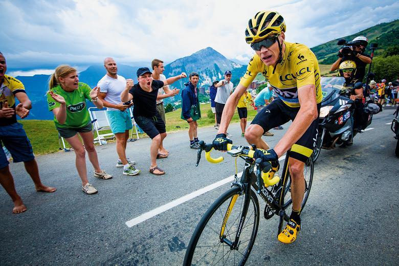 Tour De France Chris Carmichael