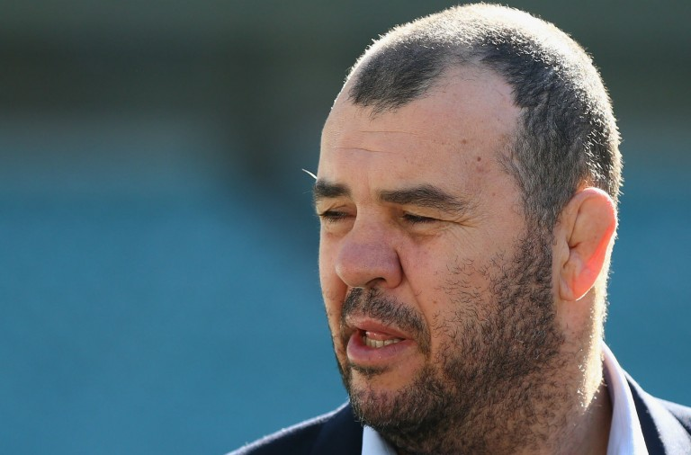 Australia-head-coach-Michael-Cheika