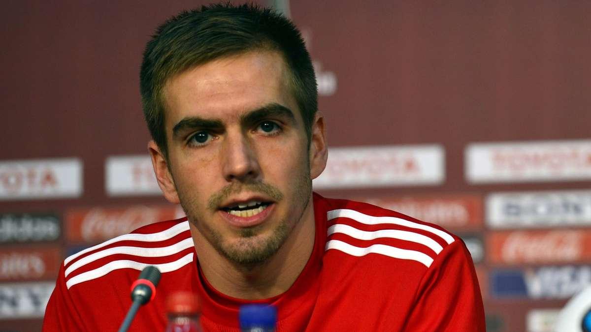 Karl Heinz Rummenigge Tips Philipp Lahm to be Bayern s Next