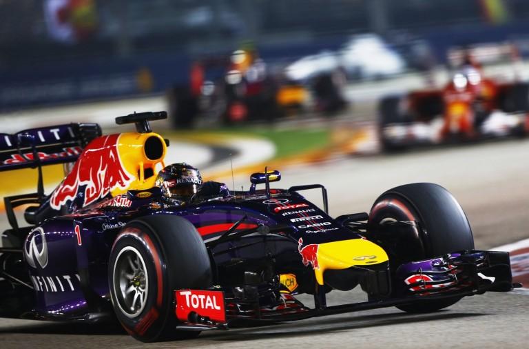 Todo est· listo para el Gran Premio de Singapur.