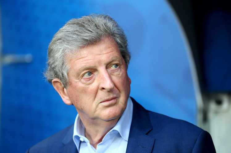 NICE, FRANCE - JUNE 27:  Roy Hodgson manager of England looks on prior to the UEFA EURO 2016 round of 16 match between England and Iceland at Allianz Riviera Stadium on June 27, 2016 in Nice, France.  (Photo by Lars Baron/Getty Images)