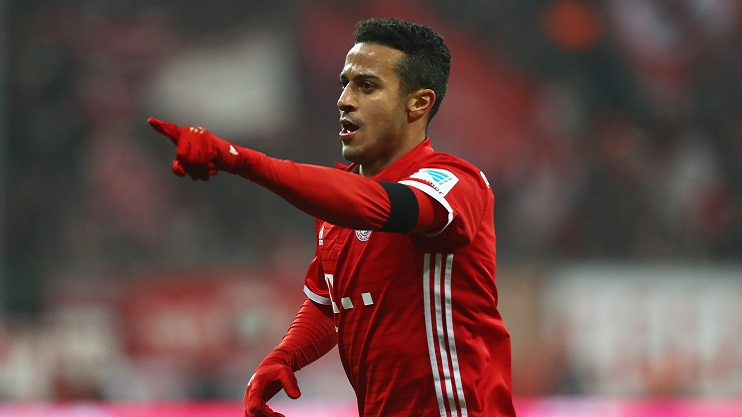 Real Madrid want Barcelona transfer target Thiago from ...