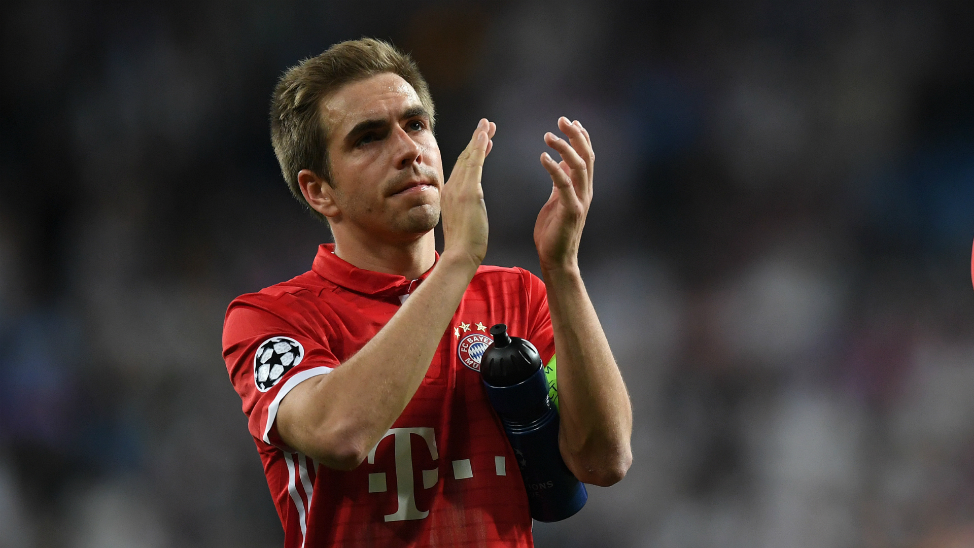 Philipp Lahm Looks to End Career With Double Win