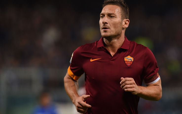 Francesco Totti Refuses to Speculate on Retirement