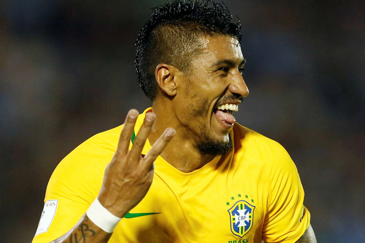 Barcelona in Talks with Paulinho s Agent