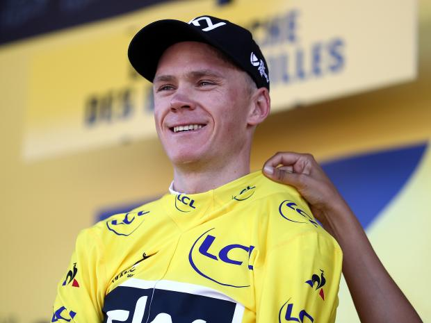 Tour De France Froome Mechanical