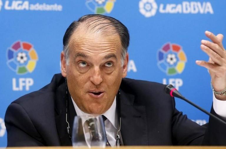 La-Liga-president-Javier-Tebas-2