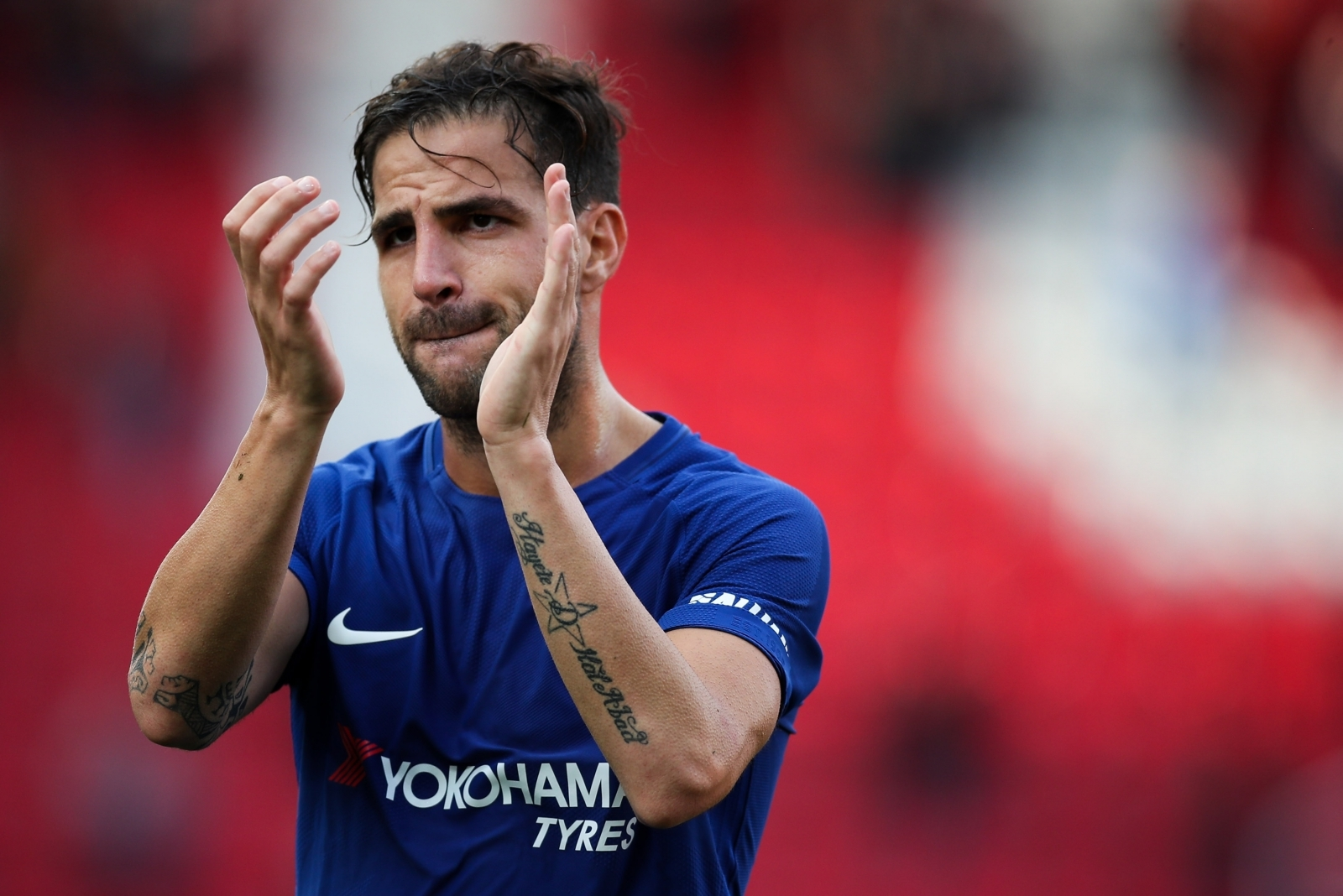 Cesc Fabregas Says It s a Shame Chelsea Have Lost Diego Costa