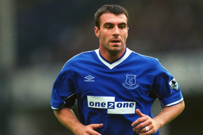 David Unsworth, Everton