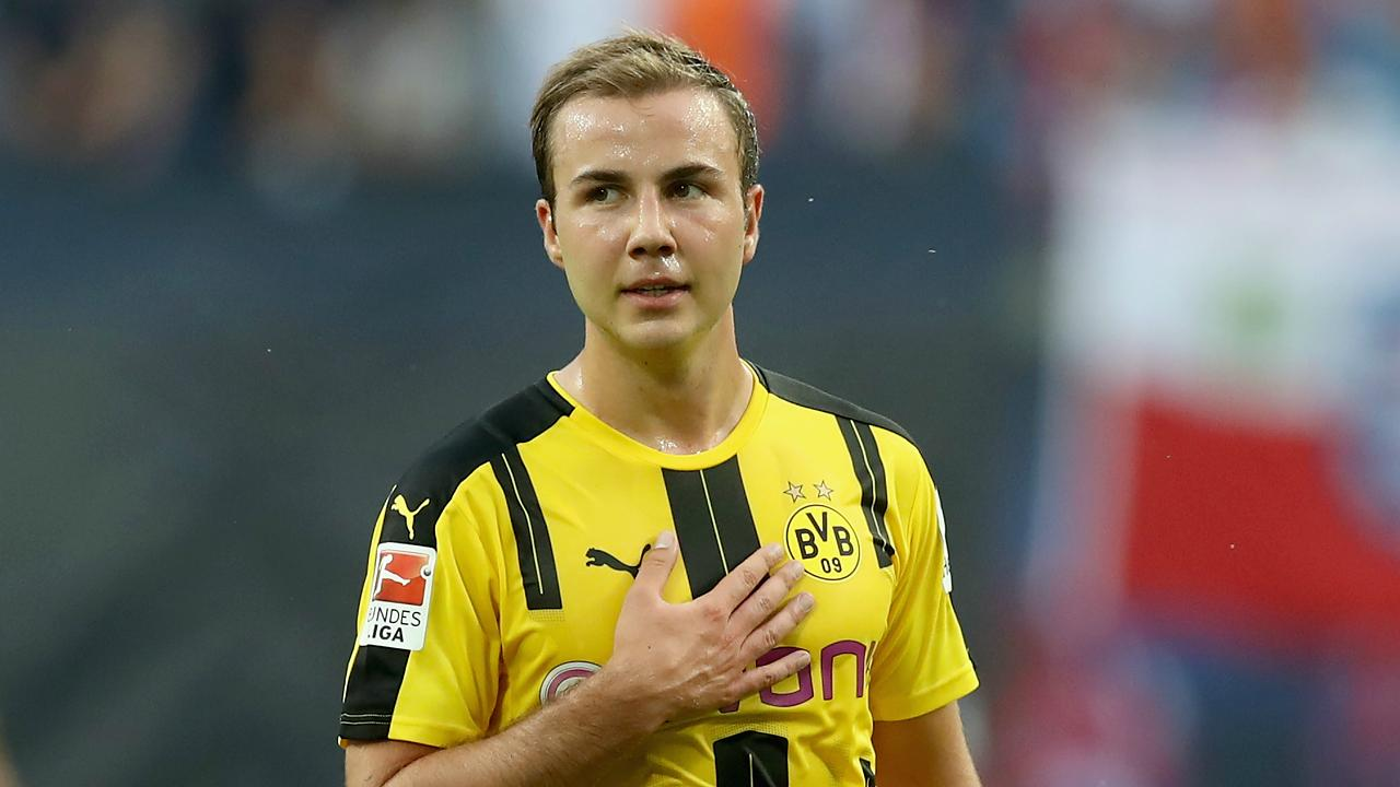 Mario Gotze Feels He s Fully Returned To Form