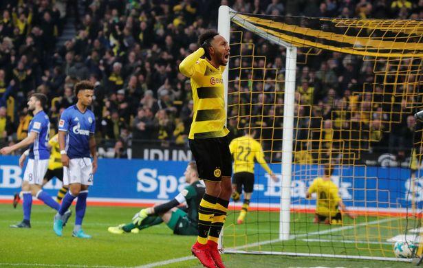 Bundesliga-Borussia-Dortmund-vs-Schalke-04