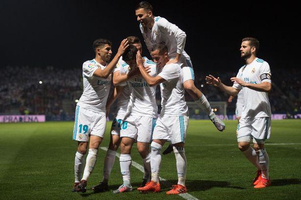 Fuenlabrada-v-Real-Madrid-Copa-Del-Rey