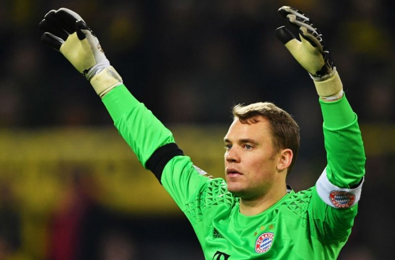 Bayern's Manuel Neuer Won't Be Rushed Back Into Action