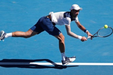 Australian Open Update After Djokovic Crashes Out
