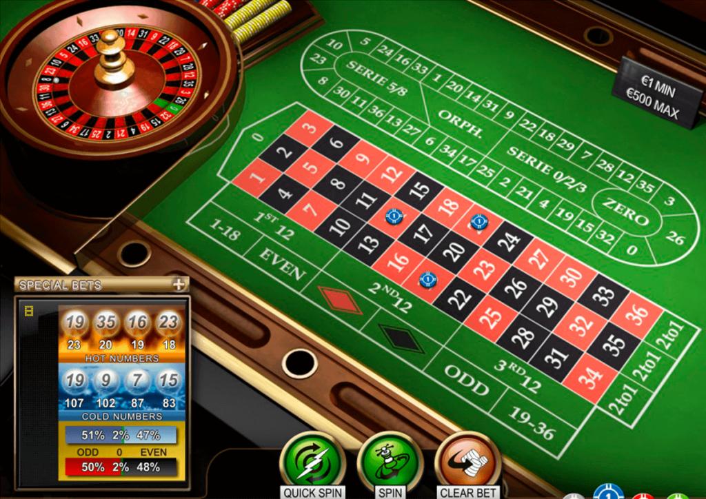 roulette-pro-netent-free