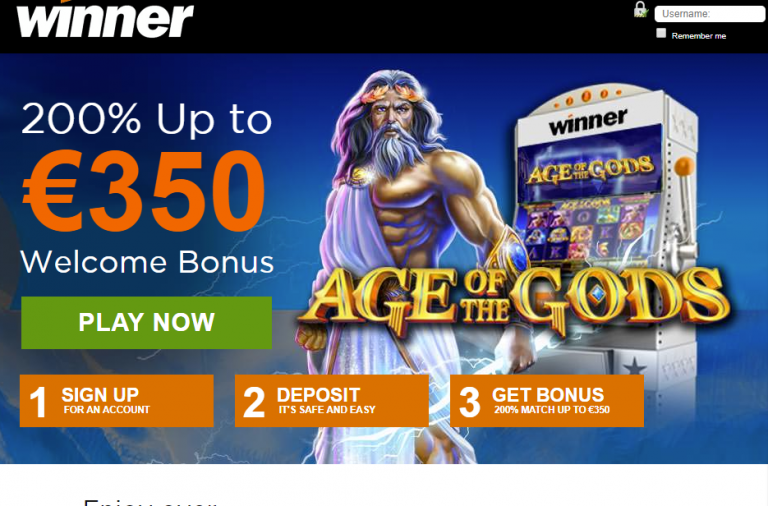 Progressive Jackpot Games for Every Taste at Winner Casino