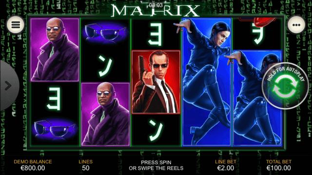 The-Matrix-Slot-Review-Screenshot