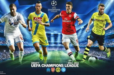 Champions League Game Previews – February 20th and 21st 2018