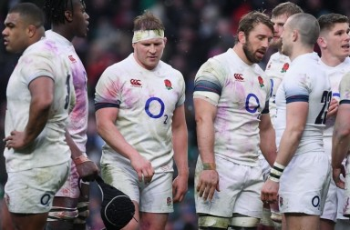 How Can England Move Forward from the Six Nations?