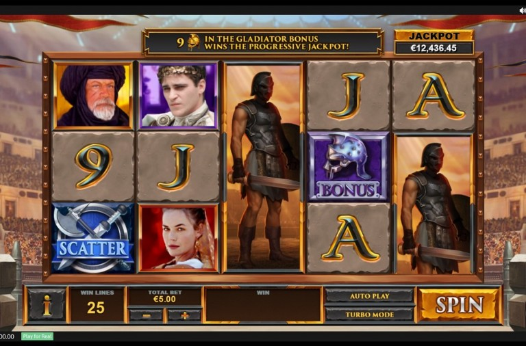 You Could Win Over £1 Million Playing Progressive Jackpot Slots