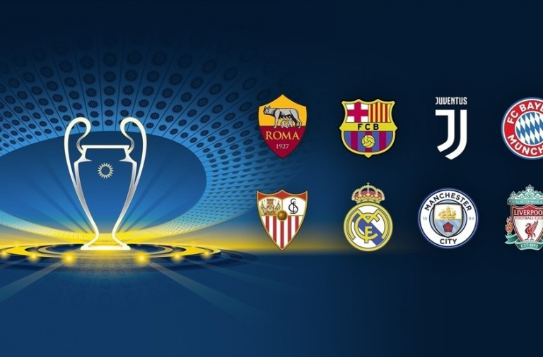 Champions League Quarterfinals Previews – April 3rd and 4th 2018