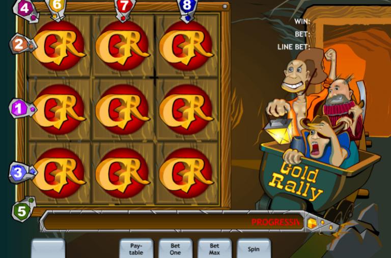 Classic Slots Offering Huge Progressive Jackpots at Winner Casino