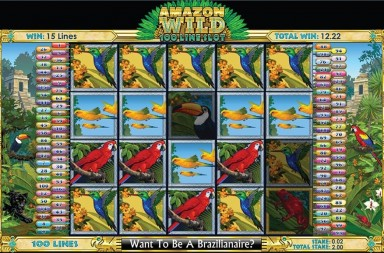 Reconnect With Nature Playing Slots at Winner Casino