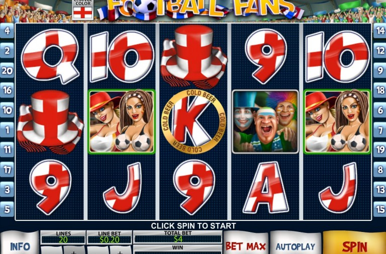 Featured Sports Slots For End of Season Fun