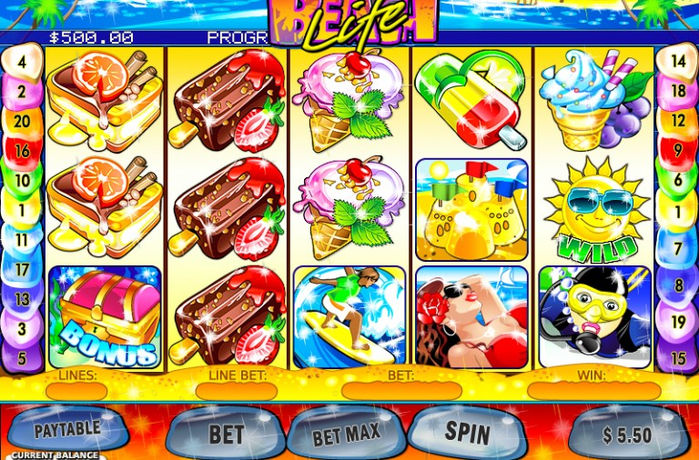 Celebrate the Summer With Huge Progressive Jackpots