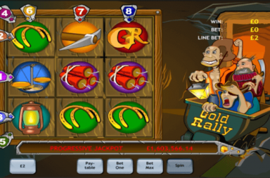 Simple Slots with Life-Changing Progressive Jackpots