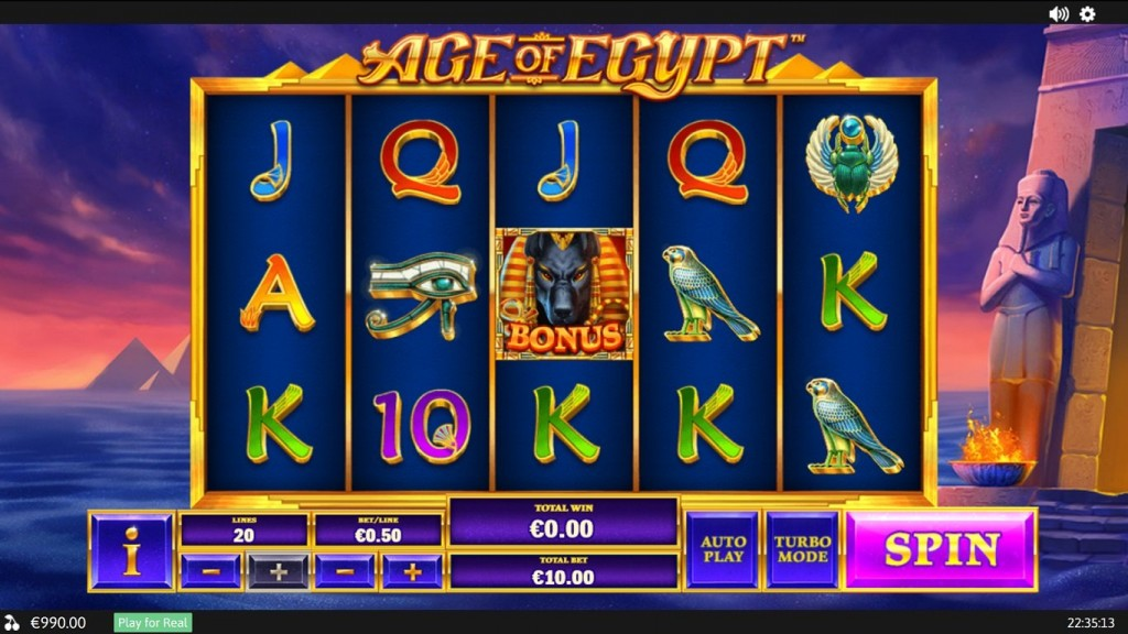 Age of Egypt Slots