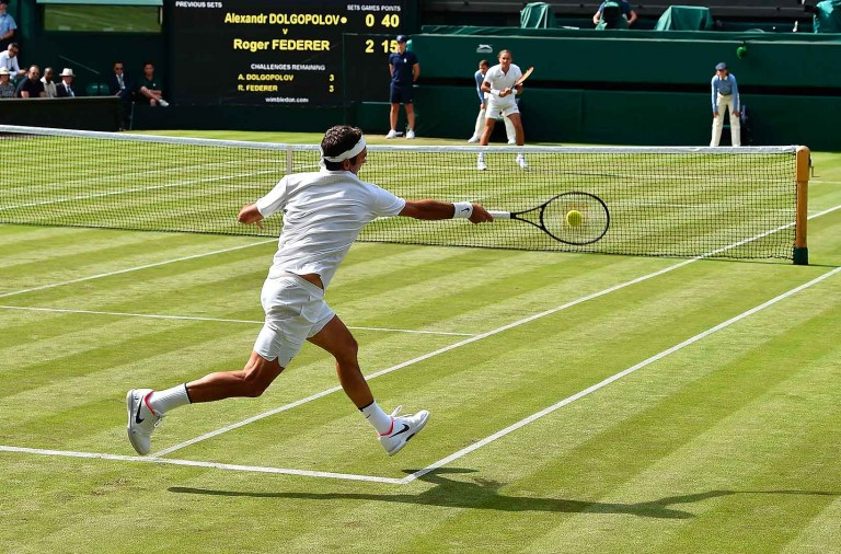 Get Ready For Wimbledon With Tennis Themed Games