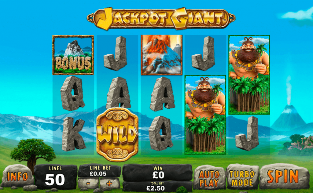jackpot-giant-playtech-pokie