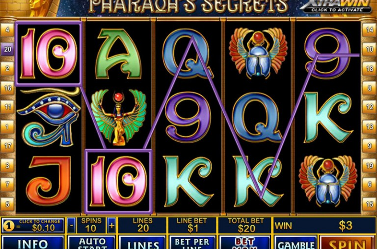 Discover Ancient Egypt With Featured Slots at Winner Casino