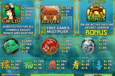 Progressive Jackpots Available From the Orient to the Heavens