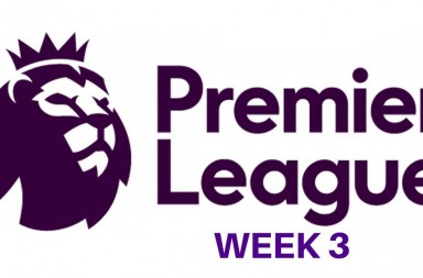 Updates From the Premier League Week 3