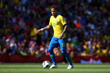 What Happened to Neymar at Anfield?