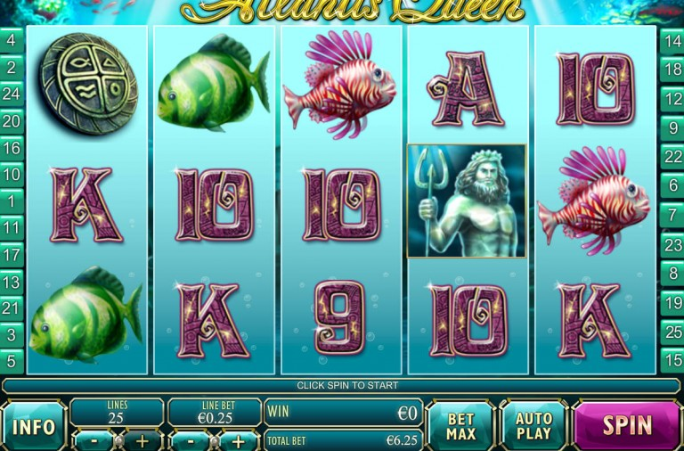 Enjoy Big Wins By The Sea with Featured Slots