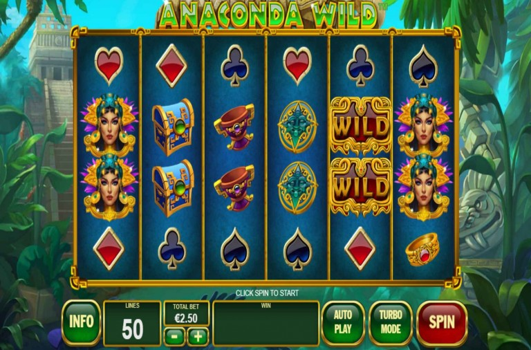 Four New Slots to Start the Week at Winner Casino