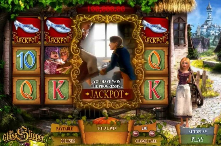 Make Your Dreams A Reality with Progressive Jackpot Slots