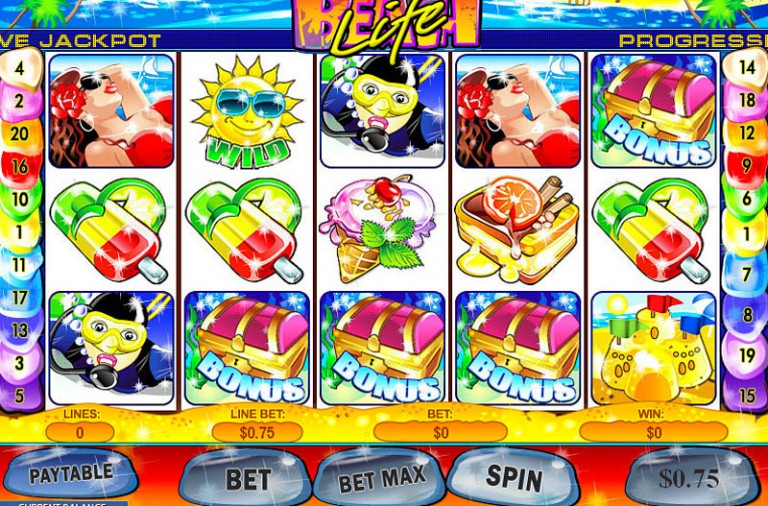 Huge Progressive Jackpot Available at Winner Casino