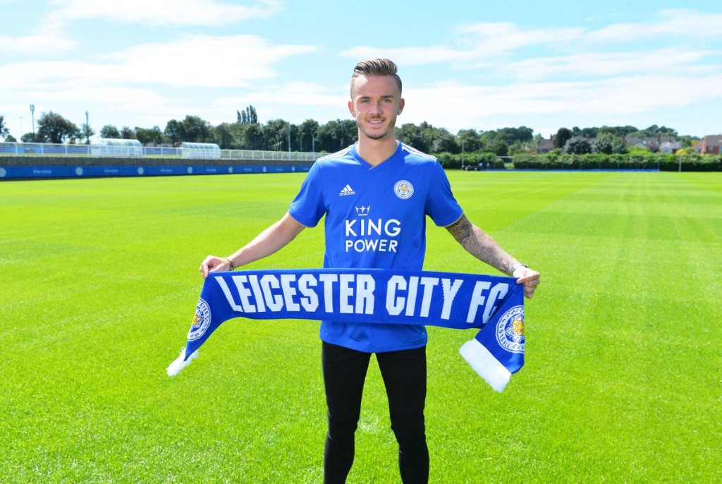 James Maddison – Leicester City
