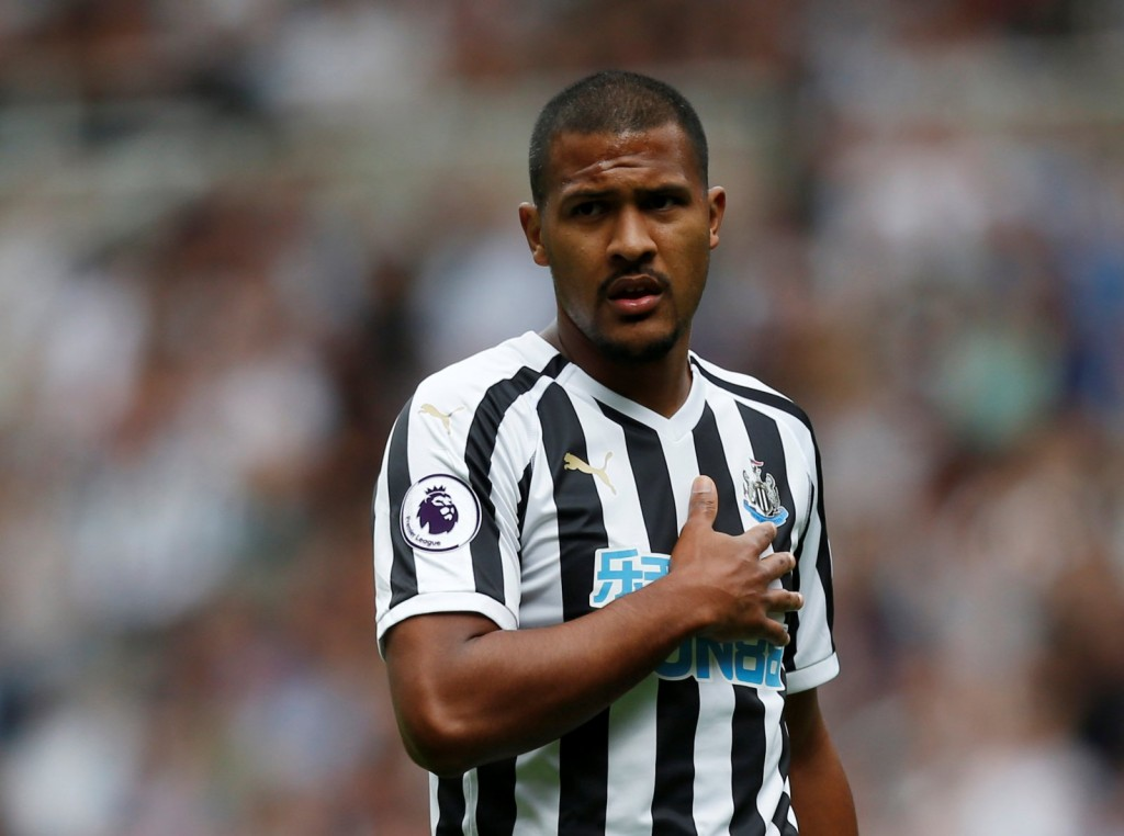 Salomon Rondon – Newcastle United