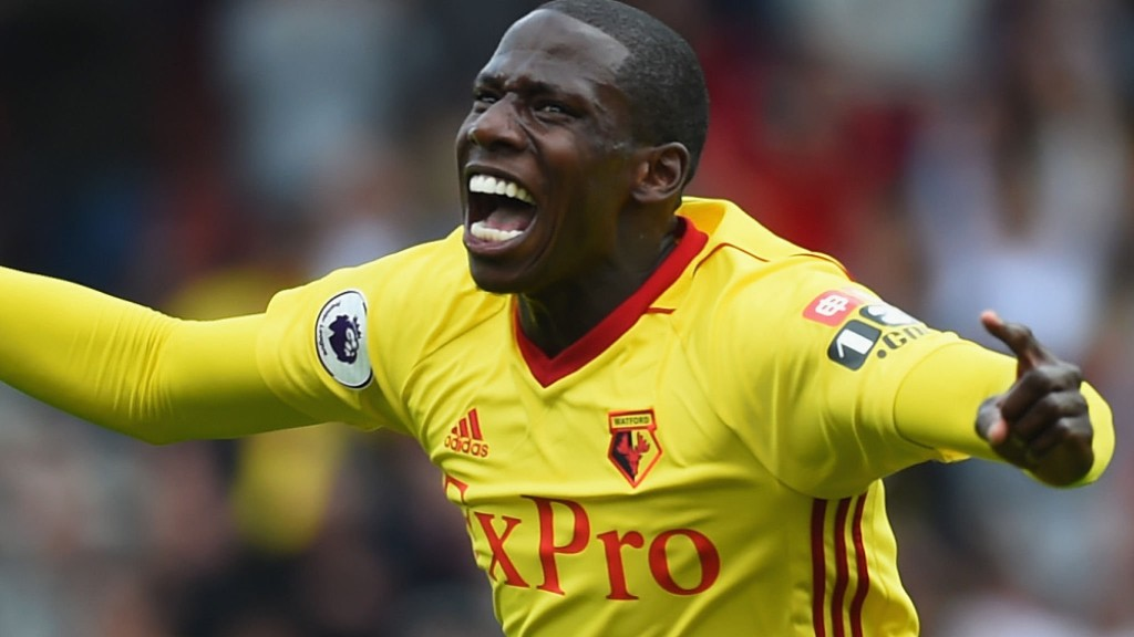Abdoulaye Doucoure, Watford FC