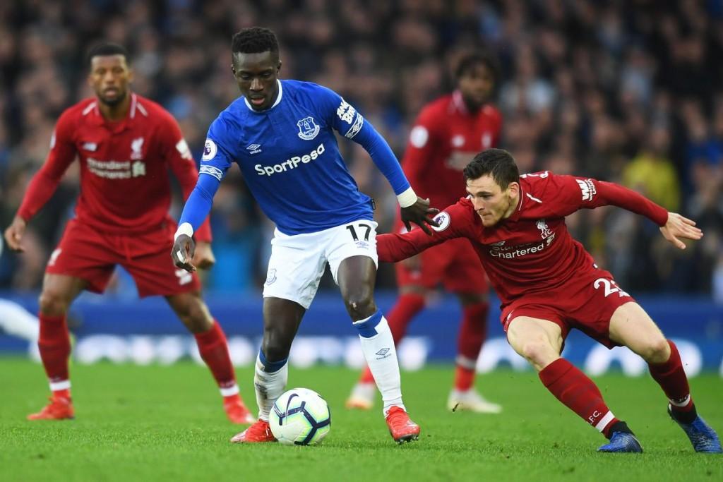 Idrissa Gueye, Everton FC