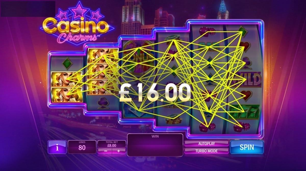Casino-Charms